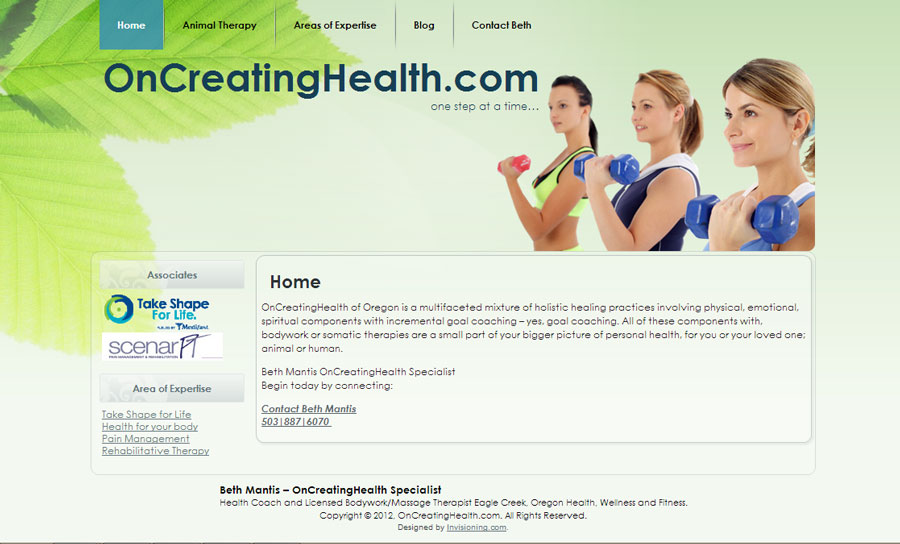 OnCreatingHealth